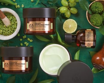The Body Shop Spa of the World Feszesítő Rituálé