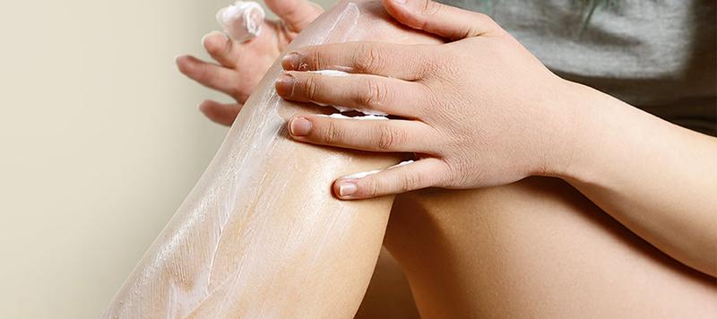 Így ápold a száraz bőrt télen
