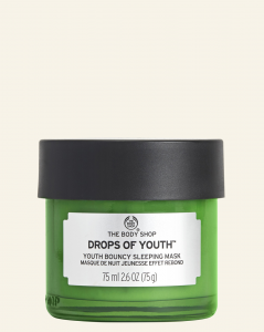 Drops of Youth™ Fiatalságmegőrző éjszakai arcmaszk