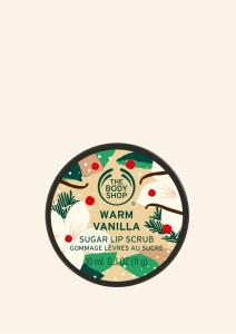 Warm Vanilla Cukros Ajakradír