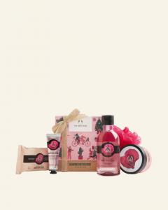 Ragyogó British Rose Ajándékcsomag