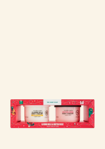 Mandulatej & Méz és British Rose Testjoghurt Duó