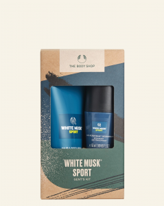 White Musk® Sport Férfias Ajándékdoboz