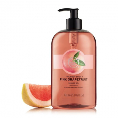 Pink grapefruit tusfürdő 750 ml
