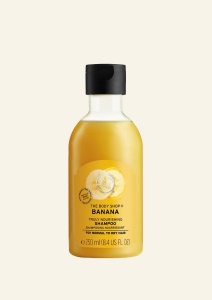 Banános sampon