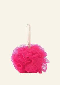 Fürdőpamacs - pink