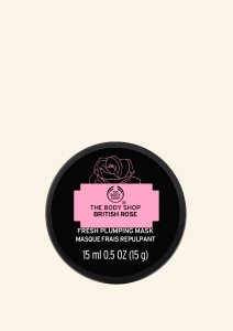 British Rose mélyhidratáló arcmaszk (15 ml)