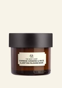 Kínai ginzeng és rizs revitalizáló arcmaszk