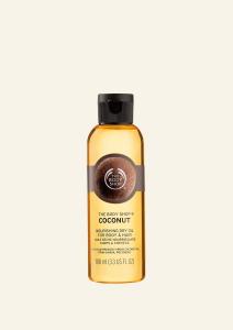 Kókuszos szépítőolaj