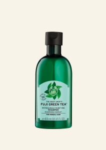 Fuji Green Tea sampon 400 ml