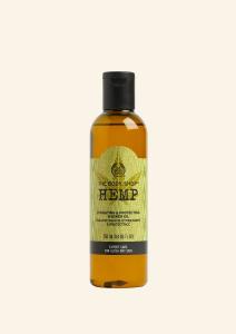 Kendermagolajos hidratáló és bőrnyugtató tusfürdő olaj