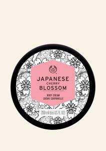 Japán cseresznyevirágos testvaj