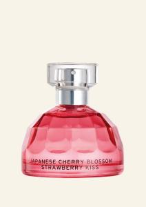 Japán cseresznyevirág és eper EDT 50 ml