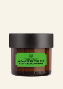 Japán matcha tea védelmező arcmaszk