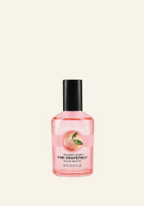 Pink grapefruit EDT
