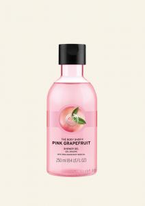 Pink grapefruit tusfürdő