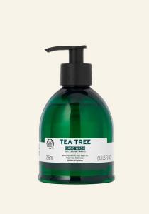 Teafaolajos folyékony szappan