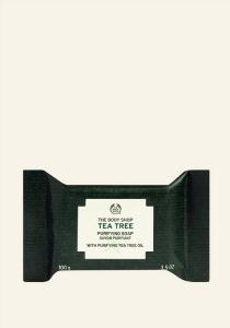 Teafaolajos szappan