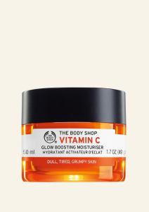 C-vitaminos ragyogásfokozó nappali arckrém