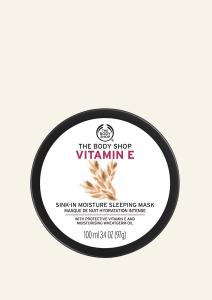 E-vitaminos éjszakai arcmaszk