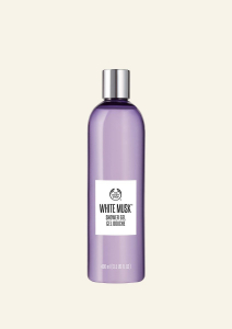 White Musk® tusfürdő 400 ml